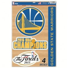 Golden State Warriors - 2015 Finals Champions Multi-Set NBA Nálepka