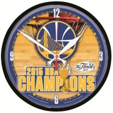 Golden State Warriors - 2015 Finals Champions NBA Nástenné Hodiny