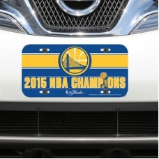 Golden State Warriors - 2015 Final Champions NBA Plastová značka