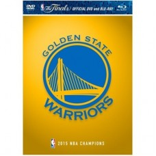 Golden State Warriors - 2015 Finals Champions NBA Blu-Ray DVD