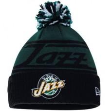 Utah Jazz - Fire Cuffed NBA knit Čiapka