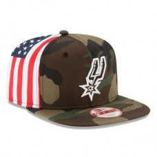 San Antonio Spurs - Flag Side Original Fit 9FIFTY NBA Čiapka