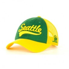 Seattle SuperSonics - Clear Out LD NBA Čiapka