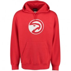 Atlanta Hawks - Logo Tech Patch NBA Mikina s kapucňou