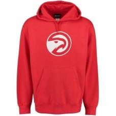 Atlanta Hawks - Logo Tech Patch NBA Mikina s kapucňou