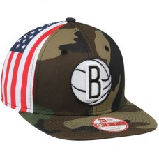 Brooklyn Nets - Flag Side Original Fit 9FIFTY NBA Čiapka