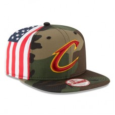Cleveland Cavaliers - Flag Side Original Fit 9FIFTY NBA Čiapka