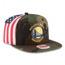 Golden State Warriors - Flag Side Original Fit 9FIFTY NBA Čiapka