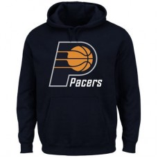 Indiana Pacers - Logo Tech Patch NBA Mikina s kapucňou