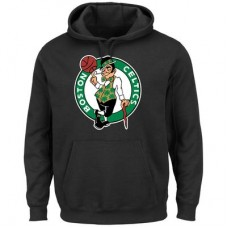 Boston Celtics - Logo Tech Patch NBA Mikina s kapucňou