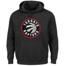 Toronto Raptors - Logo Tech Patch NBA Mikina s kapucňou
