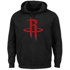 Houston Rockets - Logo Tech Patch NBA Mikina s kapucňou