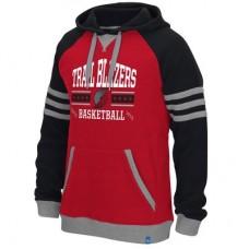 Portland TrailBlazers - Adidas Originals NBA Mikina s kapucňou