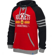 Houston Rockets - Adidas Originals NBA Mikina s kapucňou