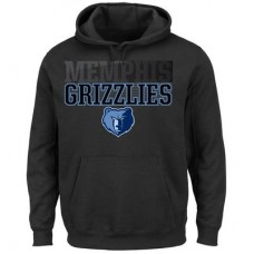 Memphis Grizzlies - Color Pop NBA Mikina s kapucňou
