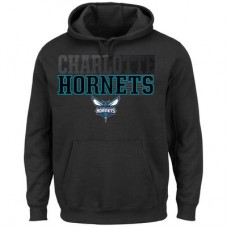 Charlotte Hornets - Color Pop NBA Mikina s kapucňou