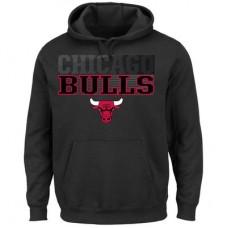 Chicago Bulls - Color Pop NBA Mikina s kapucňou