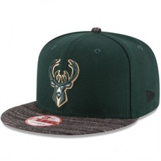 Milwaukee Bucks - Current Logo Team Solid 9FIFTY NBA Čiapka