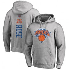 New York Knicks - Derrick Rose Backer NBA Mikina s kapucňou