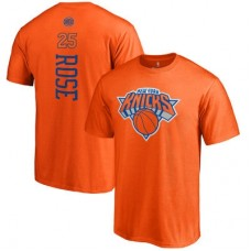 New York Knicks - Derrick Rose Backer NBA Tričko