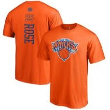 New York Knicks - Derrick Rose Backer NBA Tričko