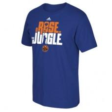 New York Knicks - Derrick Rose A Rose In The Jungle NBA Tričko