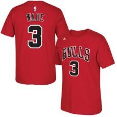 Chicago Bulls - Dwyane Wade NBA Tričko