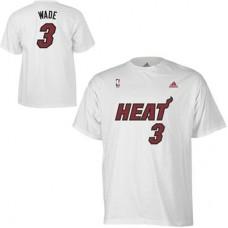 Miami Heat - Dwyane Wade Net Number NBA Tričko
