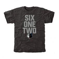 Minnesota Timberwolves - Area Code Tri-Blend NBA Tričko