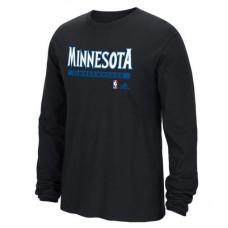 Minnesota Timberwolves - Cut and Paste NBA Tričko s dlhým rukávom