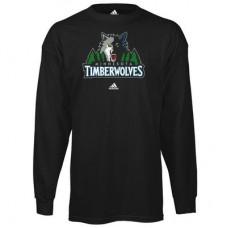 Minnesota Timberwolves - Primary Logo NBA Tričko s dlhým rukávom
