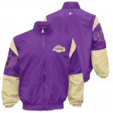 Los Angeles Lakers - Starter Gust Full Zip NBA Bunda