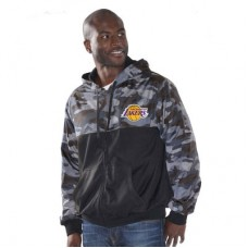 Los Angeles Lakers - Crossover Lightweight Full Zip NBA Bunda