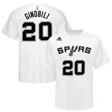 San Antonio Spurs - Manu Ginobili NBA Tričko