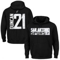 San Antonio Spurs - Tim Duncan NBA Mikina s kapucňou