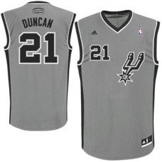 San Antonio Spurs - Tim Duncan Replica NBA Dres