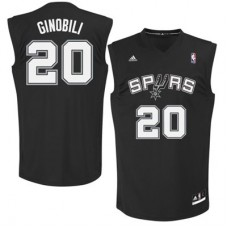San Antonio Spurs - Manu Ginobili Replica NBA Dres