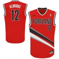 Portland Trail Blazers - LaMarcus Aldridge Replica NBA Dres