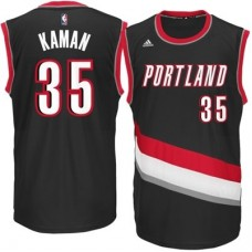 Portland Trail Blazers - Chris Kaman Replica NBA Dres