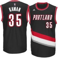 Portland Trail Blazers - Chris Kaman Replica NBA Dres