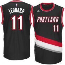 Portland Trail Blazers - Meyers Leonard Replica NBA Dres