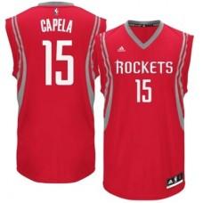 Houston Rockets - Clint Capela Replica NBA Dres