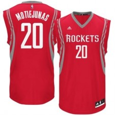 Houston Rockets - Donatas Montiejunas Replica NBA Dres