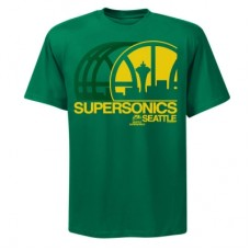 Seattle SuperSonics - Hookup FAN NBA Tričko