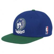 Minnesota Timberwolves - Vintage FF NBA Čiapka