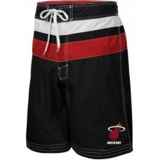 Miami Heat - Striped Swim FAN NBA Plavky