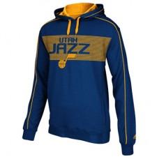 Utah Jazz - Pindot Pullover Fan NBA Mikian s kapucňou