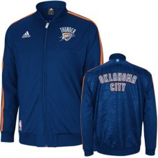 Oklahoma City Thunder - 2013 Authentic On-Court Fan NBA Bunda