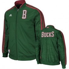 Milwaukee Bucks - 2013 Authentic On-Court Fan NBA Bunda