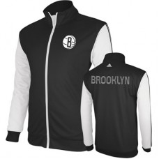 Brooklyn Nets - Polyester Mesh Fan NBA Track Bunda